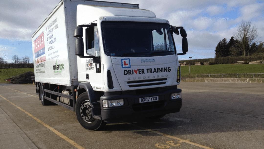 LGV / HGV Training ~ Driver CPC ~ Mod 4