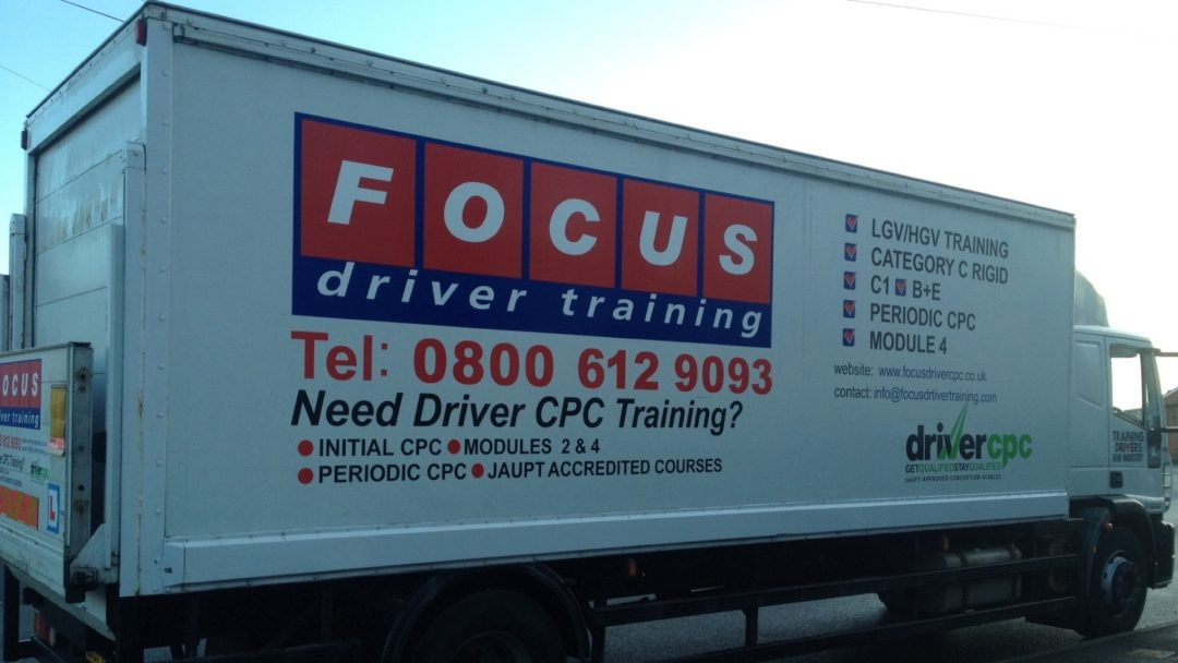 LGV / HGV Category C Training Course