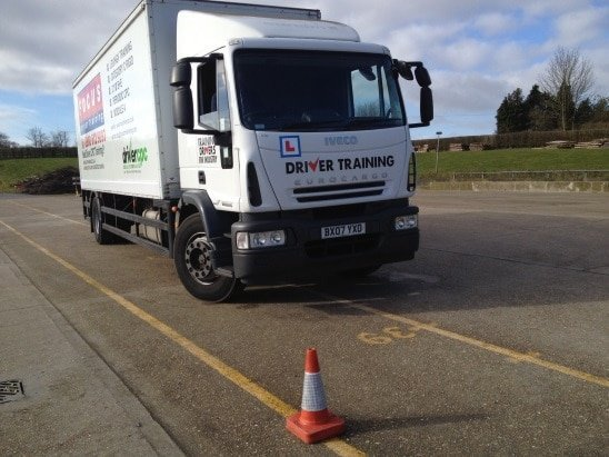 Professional LGV / HGV Driver Training